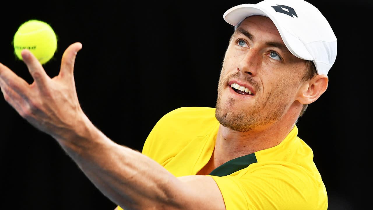 'Money talks': Aussie star's fears of premature tennis return
