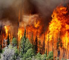 APNewsBreak: Man charged in igniting massive Utah wildfire