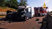 Schianto in autostrada tra Occhiobello e Villamarzana: un morto
