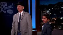 Watch Bill Murray and His 'Jungle Book' Costar Neel Sethi Sing 'The Bare Necessities'