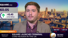 Square launches terminal card reader in the UK