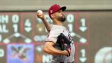 Patrick Sandoval flirts with no-hitter in Angels' win as career transformation continues