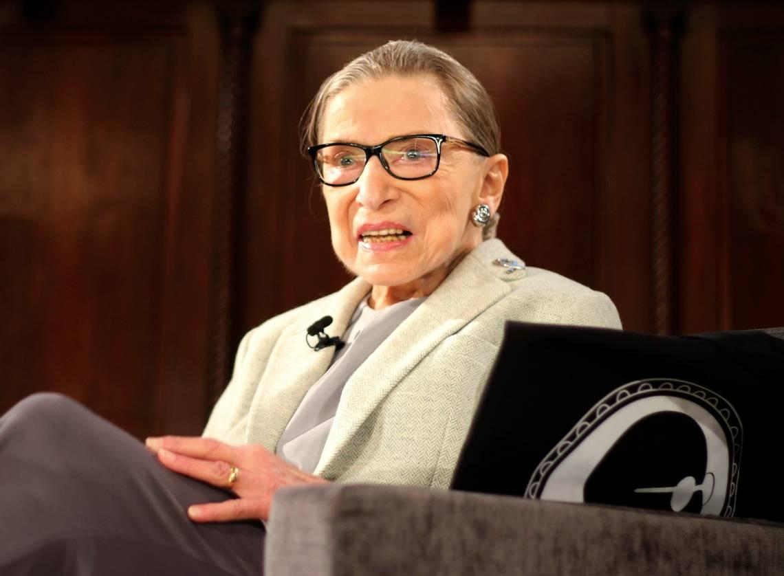 Most Americans saw Supreme Court as 'middle of the road' before RBG's death, poll says