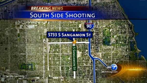 At least 4 injured in Englewood drive-by shooting