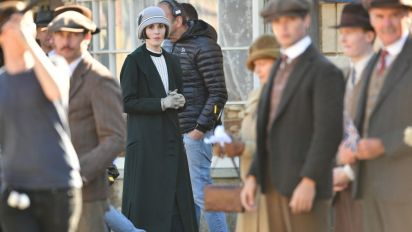 First Teaser for 'Downton Abbey' Movie Is Here!