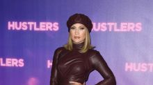 As J Lo gets autumn-ready in an all-leather look, we chart the most famous celebrity takes on the trend