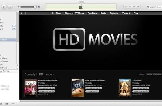 Apple reportedly trying to add movie streaming to its iCloud