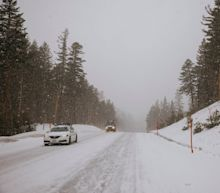 Snow in Malibu?Nearly half of US, from California to Kansas to New York, braces for wintry weather.