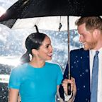 "Harry & Meghan Had Instant Chemistry & ""Palpable Attraction"" on Their First Dates"