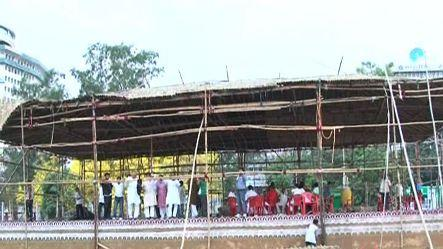 Special 'Hut stage' for RJD's next rally