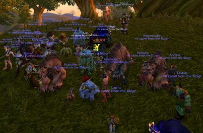 It came from the Blog: We killed Hogger