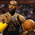 LeBron James guns for Michael Jordan record: It's a personal goal of mine
