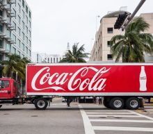 Coca-Cola Reports Climbing Its 200-Day Moving Average