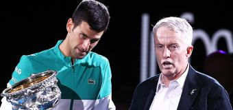 Aus Open boss responds to bombshell report