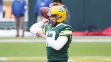 """Aaron Rodgers Reveals Whether He Would Host """"Jeopardy"""" Full Time"""