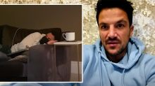 Aussie singer Peter Andre in 'absolute agony' with COVID-19