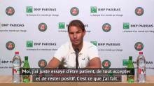 Tennis - ATP - Roland-Garros : Rafael Nadal : « Trop froid pour jouer »