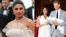 Priyanka Chopra denies claims she visited Meghan Markle and baby Archie