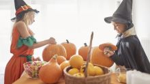 New report shows Brits are getting into the Halloween spirit with spending up on last year