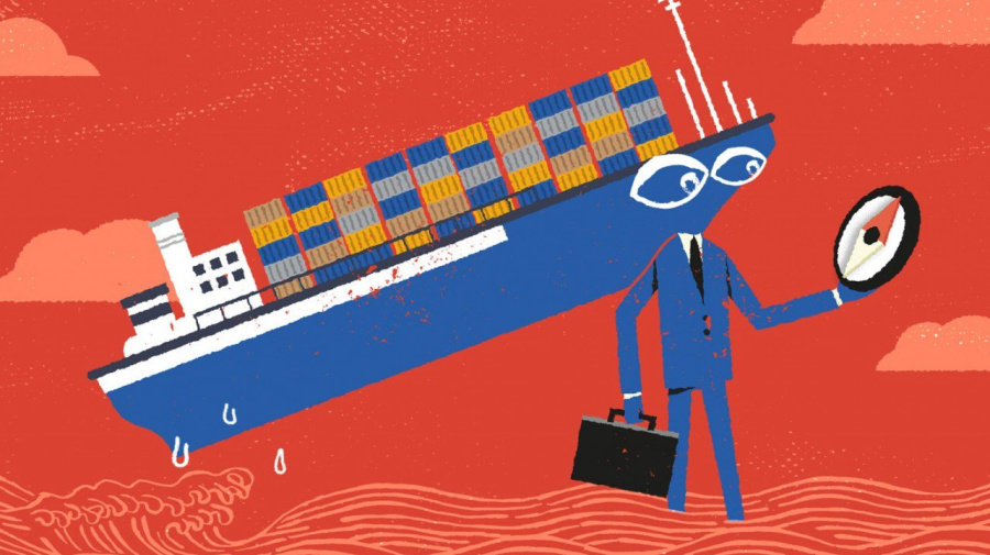 Trade war, deglobalisation and technology: can container shipping weather the storm?
