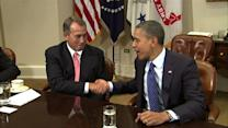 """Obama on fiscal cliff talks: We have """"urgent business to do"""""""