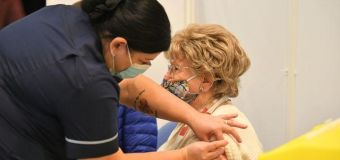 Ten new mass vaccination centres to open in England
