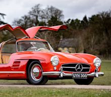 Will This 1954 Mercedes-Benz SL300 Gullwing Sell For $1 Million?