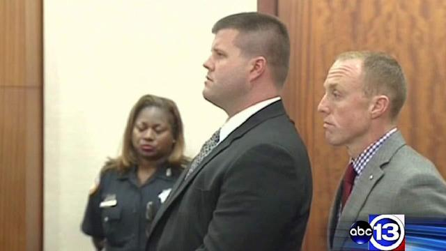 Legal ruling for ex-cop convicted in Holley beating