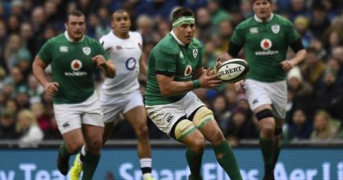 Rugby - Tournoi - Tournoi des 6 Nations : L'Irlande prive les Anglais d'un Grand Chelem
