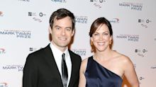 'Saturday Night Live' star Bill Hader and wife Maggie Carey are divorcing