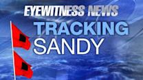 Jersey Shore being rocked by winds, rain and floods