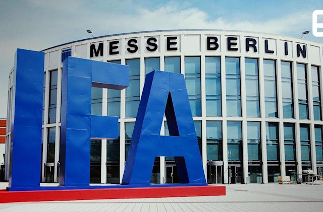 What to expect at IFA 2018