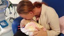 UK, neonata morta per un bacio: contagiata da un herpes