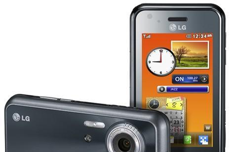 LG's KC910 one-ups the Viewty, ships in October