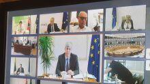 El Eurogrupo logra un acuerdo para activar el fondo europeo de rescates