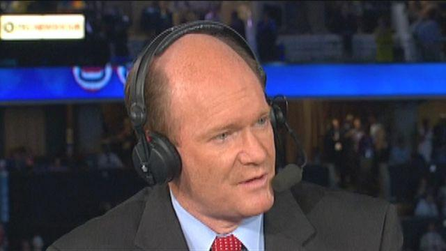 Web exclusive: Sen. Chris Coons on 'Hannity'