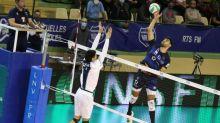 Volley - Ligue A (H) - Ligue A (H): Cannes se rate, Paris encore battu