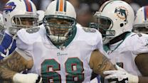 Miami Dolphins players rally behind Richie Incognito