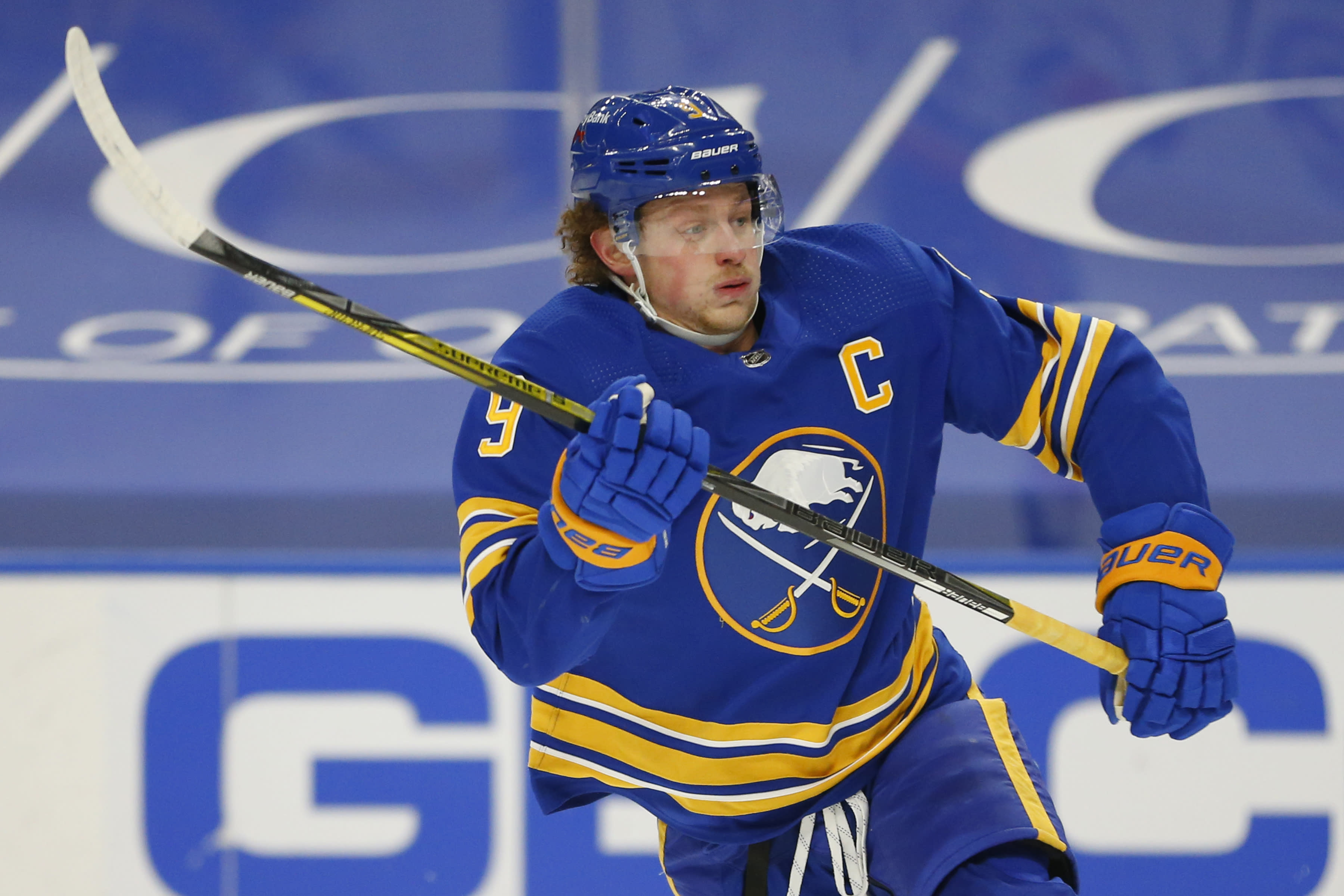 AP Source: Eichel to report for Sabres' pre-camp physical