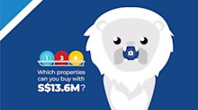 Which Properties Can You Buy With $13.6 million?