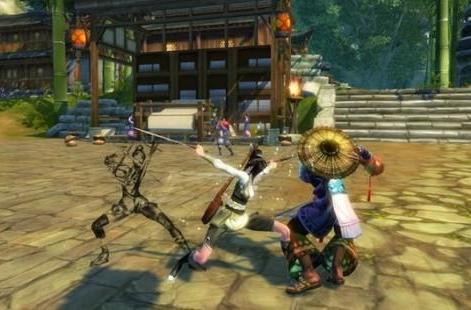 Swordsman Online video demonstrates combat variety