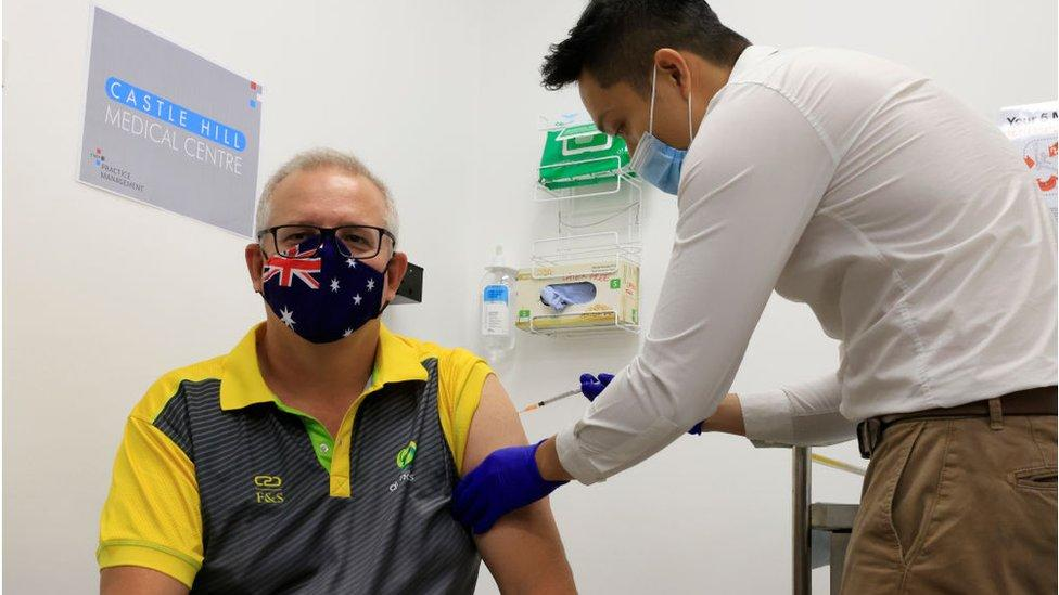 What's gone wrong with Australia's vaccine rollout?
