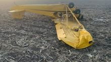 Plane without pilot flies over a mile after unexpected takeoff, Nebraska officials say
