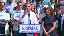 Democrat Martin O'Malley announces 2016 bid