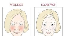 Do you have wine, sugar or dairy face?