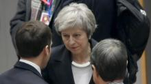EU leaders wary of May's plea for help selling Brexit deal