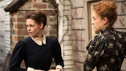 Lizzie review: Kristen Stewart stars in a glum, blurry true crime muddle