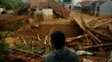 Indonesia landslide on Java island kills 5, over a dozen missing