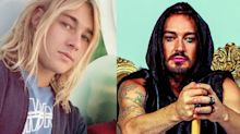 Ex-Silverchair singer Daniel Johns talks new band DREAMS, new neck tattoo, and why he's not plugging his guitar back in