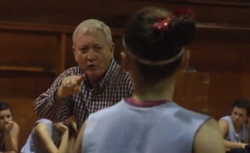 Doyle Wolverton, the nation's second-winningest girls basketball coach, resigned on Monday -- YouTube